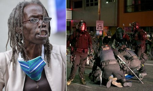 Portland anti-police commissioner gloats after riot squad resigns