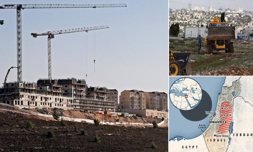 Israel to green light 3,000 new homes for Jewish settlers in West Bank