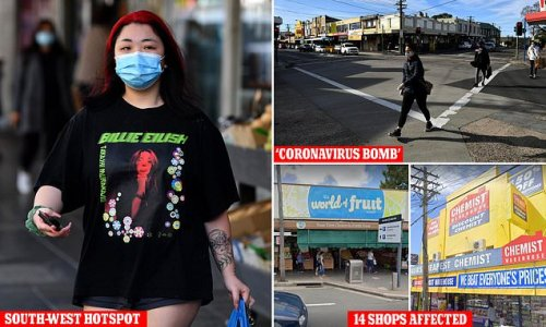 The street in Sydney's south-west that's a 'coronavirus bomb'