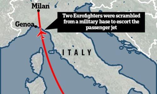 Fighter jets sent to intercept EasyJet flight that lost radio contact