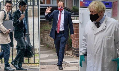 Boris vows social care plan soon despite 'do or die' meeting delay