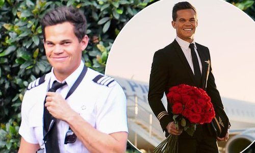 The Bachelor's Jimmy Nicholson returns to work as a pilot