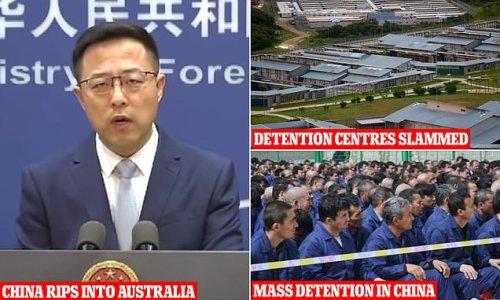 China slammed Australia over human rights at G20 virtual meeting