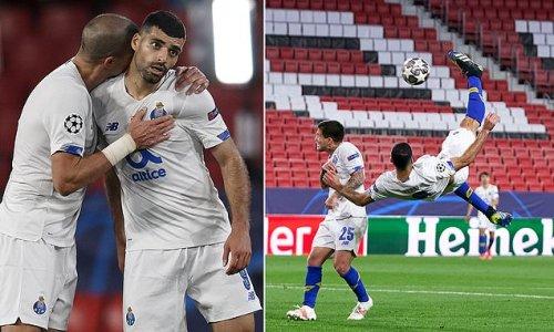 Porto star Taremi wins Champions League goal of the season for 2020-21