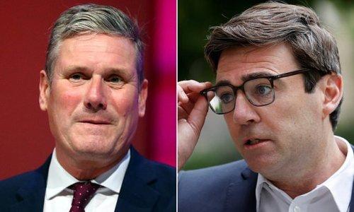 Andy Burnham accuses Keir Starmer of sidelining metro mayors