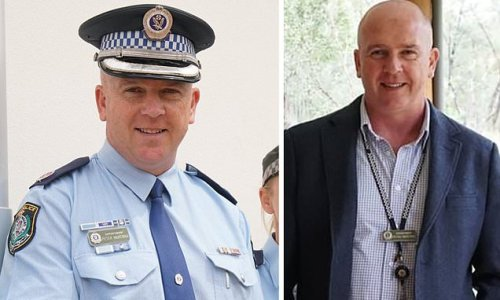 Senior police officer allegedly glassed by ex cop at a funeral