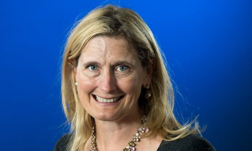 Children's author Cressida Cowell: Don't get hung up on being perfect