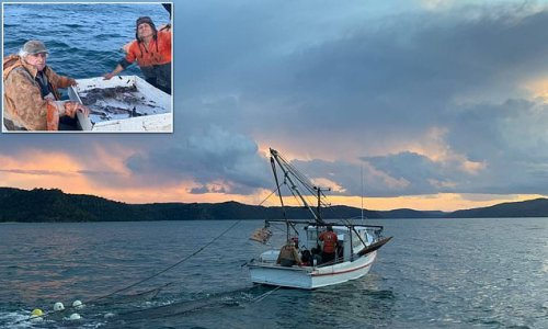 Meet the 100-year-old NSW fisherman who has spent his life trawling