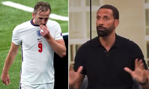 Ferdinand: Kane should come off in next match if things don't improve