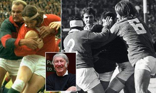 Lions legend JPR Williams recalls brutal 1974 tour of South Africa