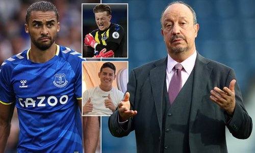 Rafa Benitez receives warning signs as Everton's early form crashes