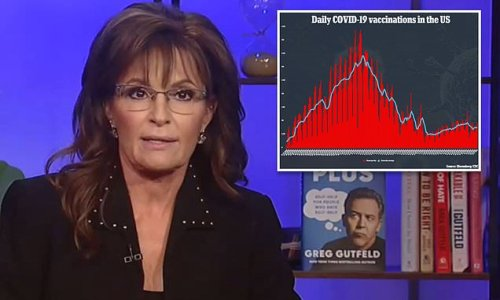 Palin reveals she is unvaccinated BECAUSE she believes in the science