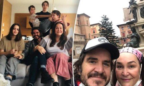 Kate Langbroek misses lockdown life in Italy after return to Melbourne