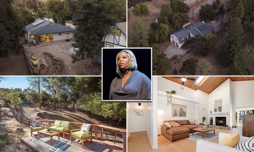 BLM founder is branded a FRAUD after buying a $1.4 million home