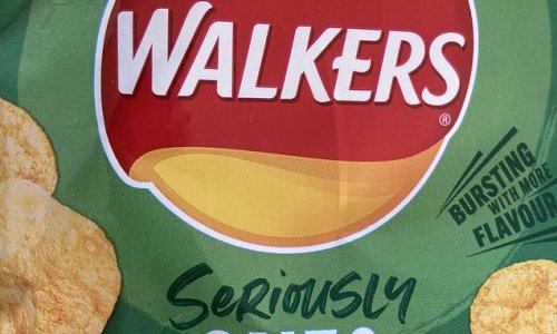 My 80p bag of crisps shows how inflation creeps up, so fight the spike