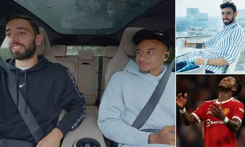 Fernandes tells Lingard his Manchester United pre-match superstition