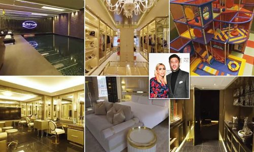 Petra Ecclestone is selling 20,000 sq ft £170M home 'off-market'