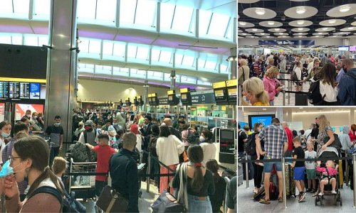 UK's 'confusing' travel system is a 'complete mess', experts warn