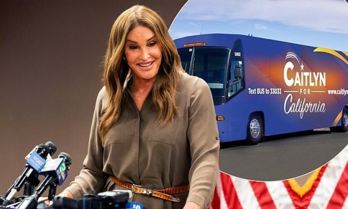 Caitlyn Jenner defends running for office in California from Australia