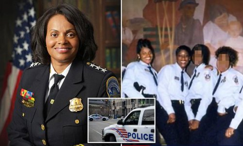 DC assistant police chief says she was told to have an abortion