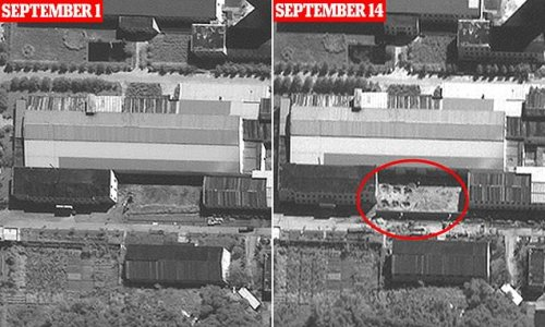 North Korea is expanding nuclear reactor, satellite images reveal