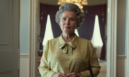 The Crown: FIRST LOOK image shows Imelda Staunton as The Queen