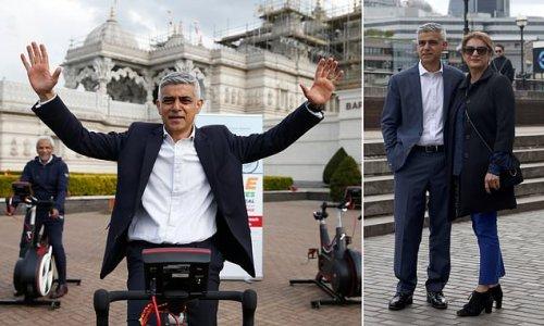 London Mayor Sadiq Khan's PR budget breaks £1million-a-year barrier
