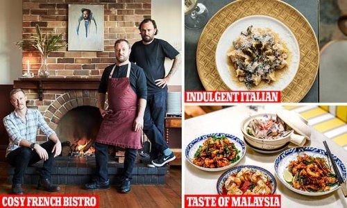 The three Sydney restaurants named Australia's best in 2021