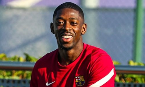 Ousmane Dembele 'open to joining Newcastle' on a free next summer