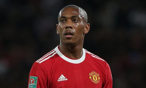 Dortmund 'consider Man United's Martial as their Haaland replacement'