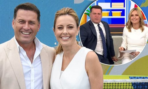 Today: Karl Stefanovic and Allison Langdon secure $1.8million pay deal