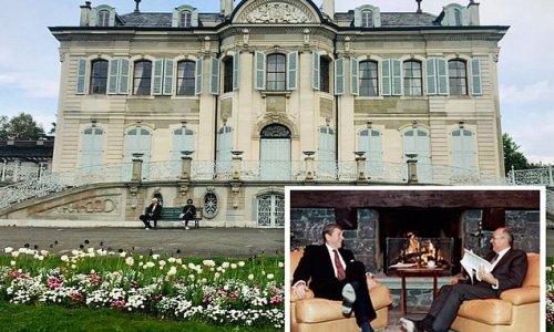 Inside the luxurious 18th Century villa where Biden will meet Putin