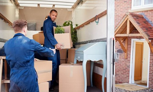 Now homebuyers are gazumping rivals for REMOVAL FIRMS by paying double