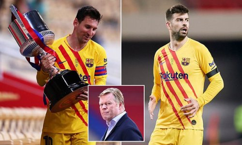 Gerard Pique optimistic Lionel Messi will extend his Barcelona deal