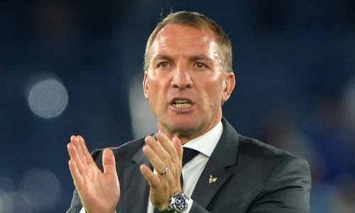 Brendan Rodgers claims Leicester proved they can compete with the best