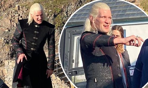 House of the Dragon: Matt Smith films Game of Thrones prequel series