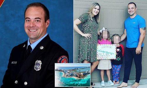 Texas firefighter is found dead of 'mechanical asphyxiation' in Cancun