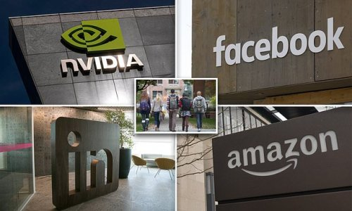 Summer internships pay up to $9,000 a MONTH at Facebook and Amazon