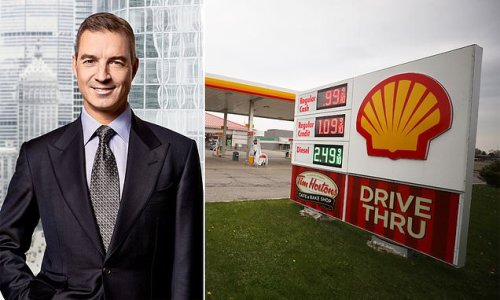 Activist investor buys $500m stake in Shell and demand splits in two