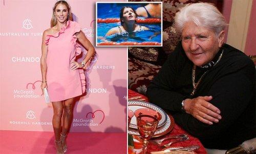 Candice Warner on Olympic legend Dawn Fraser's drinking ability