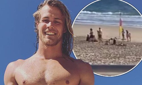 Jett Kenny shares his frustrations over beachgoers amid lockdown