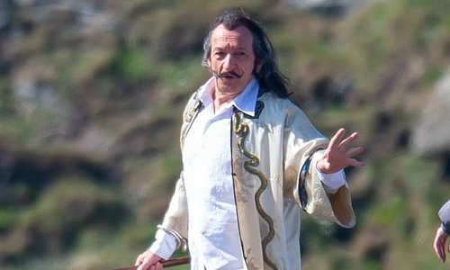 Sir Ben Kingsley is picture perfect as Salvador Dalí