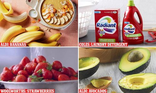 The supermarket really selling the cheapest groceries - so is it Aldi?