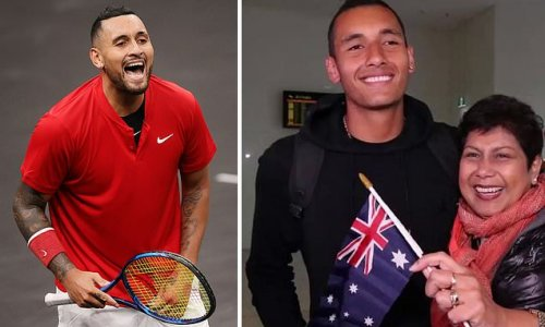 Nick Kyrgios quits every tennis tournament to see his sick mum