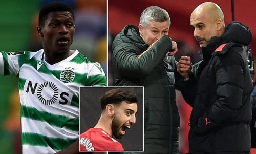 Man Utd 'make contact with Sporting over £52m deal for Nuno Mendes'