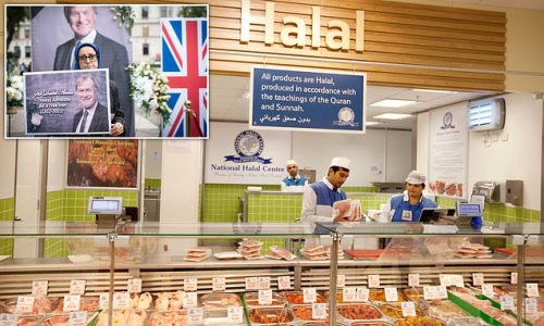 MPs get security warning over halal and kosher animal campaign
