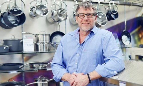 Family set to make pots of cash from cookware firm's £250m float