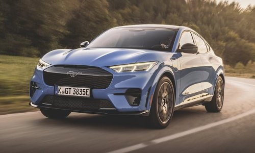 Mustang Mach-E: Electric battle hotting up between Ford and Tesla