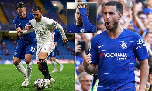 Chelsea 'considering Hazard return' but Werner is 'unhappy in London'