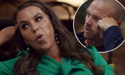 MAFS' Coco Stedman and Cameron Dunne SLAMMED for their 'affair'